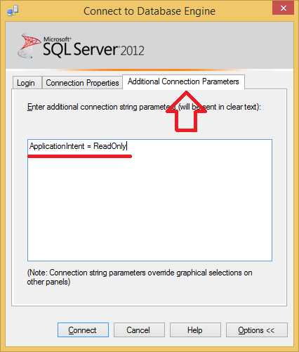Configure Read-Only Access on an Availability Replica (SQL Server)